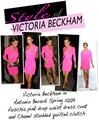 Vicoria Beckham Style