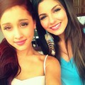 Victoria nad Ariana - victorious photo