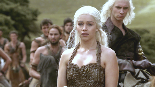 Viserys and Dany