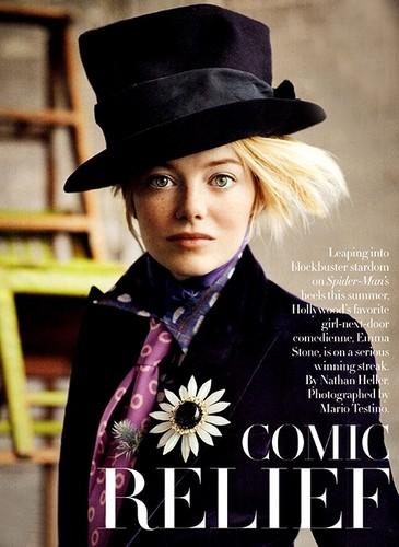 Vogue (July 2012)