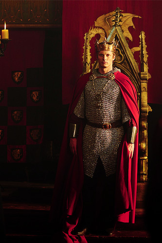 New (S4) King Arthur