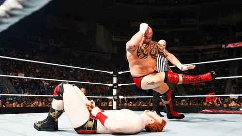 WWE Raw Sheamus vs Tensai