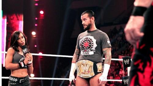 wwe Raw wwe championship segment