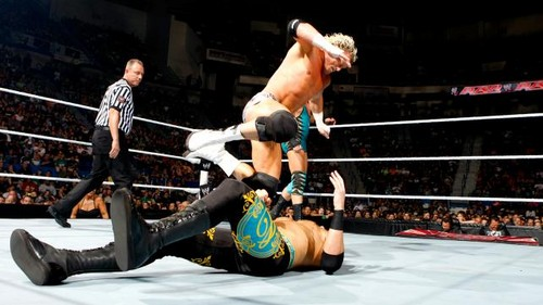 WWE Raw fatal 4 way match - jack-swagger Photo