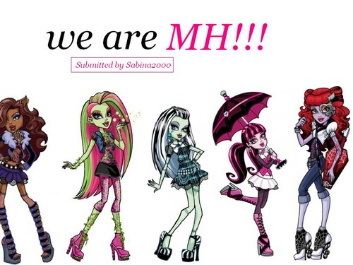 We are MH!!!