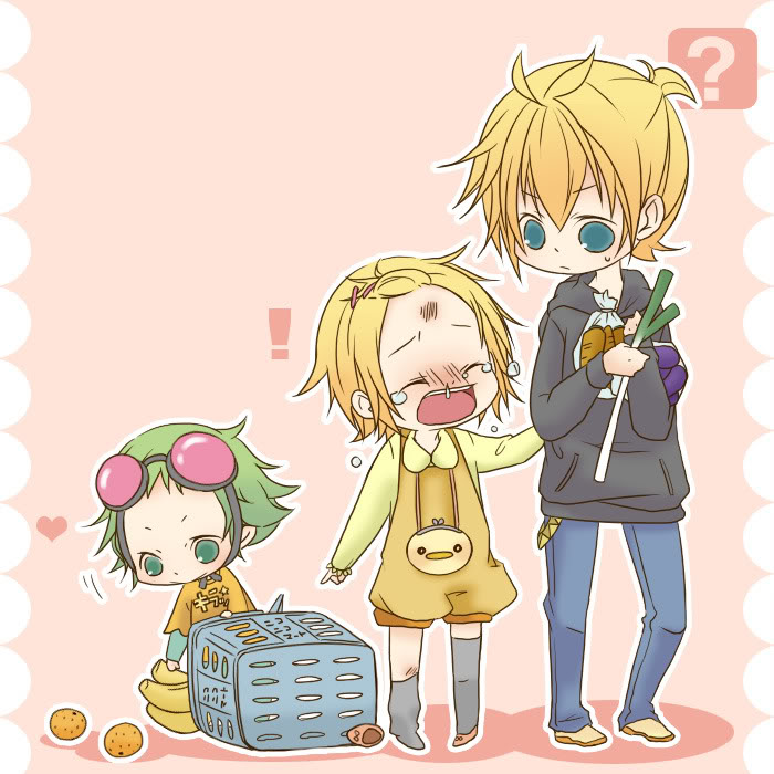 Gumi And Len