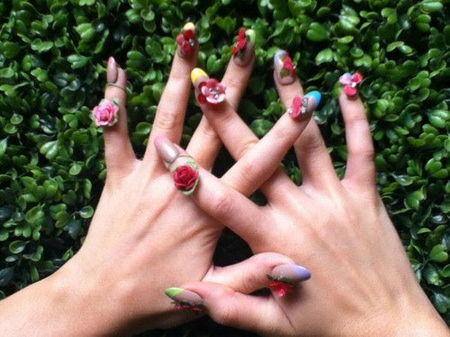 Wide Awake Nails - katy-perry Photo