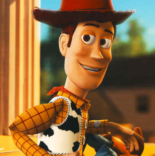 Pixar wallpaper containing a fedora entitled Woody