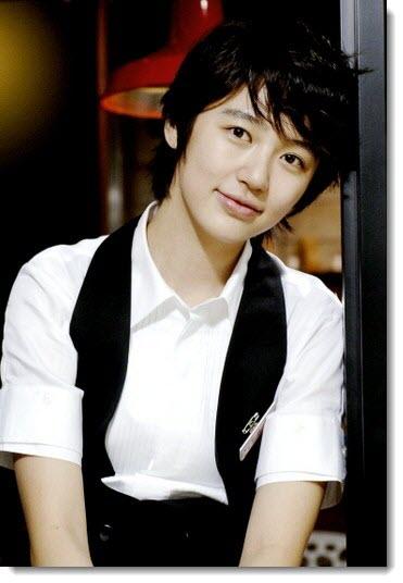 Korean actors and actresses images yoon eun hye as go eun chan in