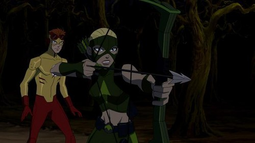 Teen Titans vs. Young Justice fond d'écran titled Young Justice Images_06