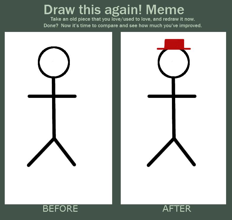 Yup, I Really Have Improved