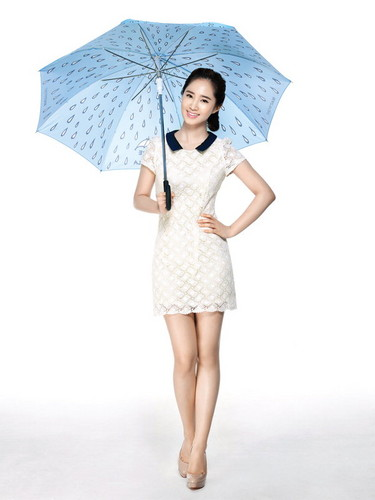 Yuri @ AmorePacific 'Share Your Umbrella'