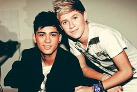 Zayn and Niall - Zayn Malik and Niall Horan Photo (31192181) - Fanpop