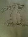 Zira - lionkingt fan art