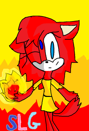 a gift 4 @SilverStream101 .::Ember the Cat::.
