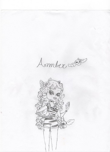 amber monster high 팬