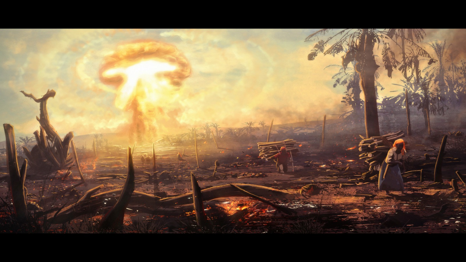 art of doom - doomsday destruction Wallpaper (31115232 ...
