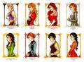 Song of Ice and Fire  girls - a-song-of-ice-and-fire fan art