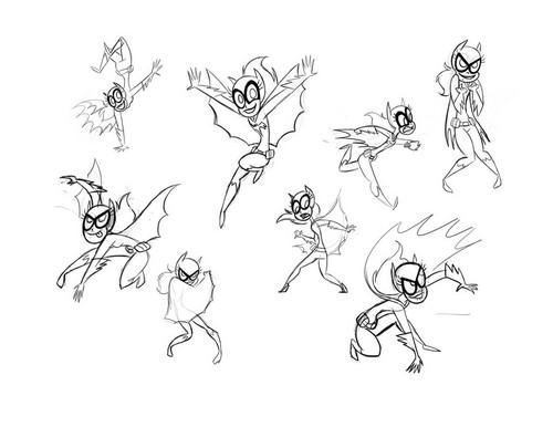 batgirl_sketches
