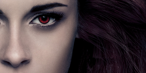 bd part 2 poster Bella's eyes