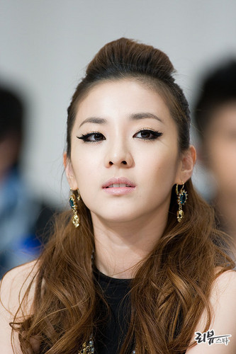DARA 2NE1 wallpaper with a portrait titled beauty