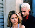 buffy and spike - buffy-the-vampire-slayer-couples photo