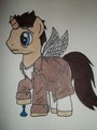 castiel-pony - team-free-will fan art