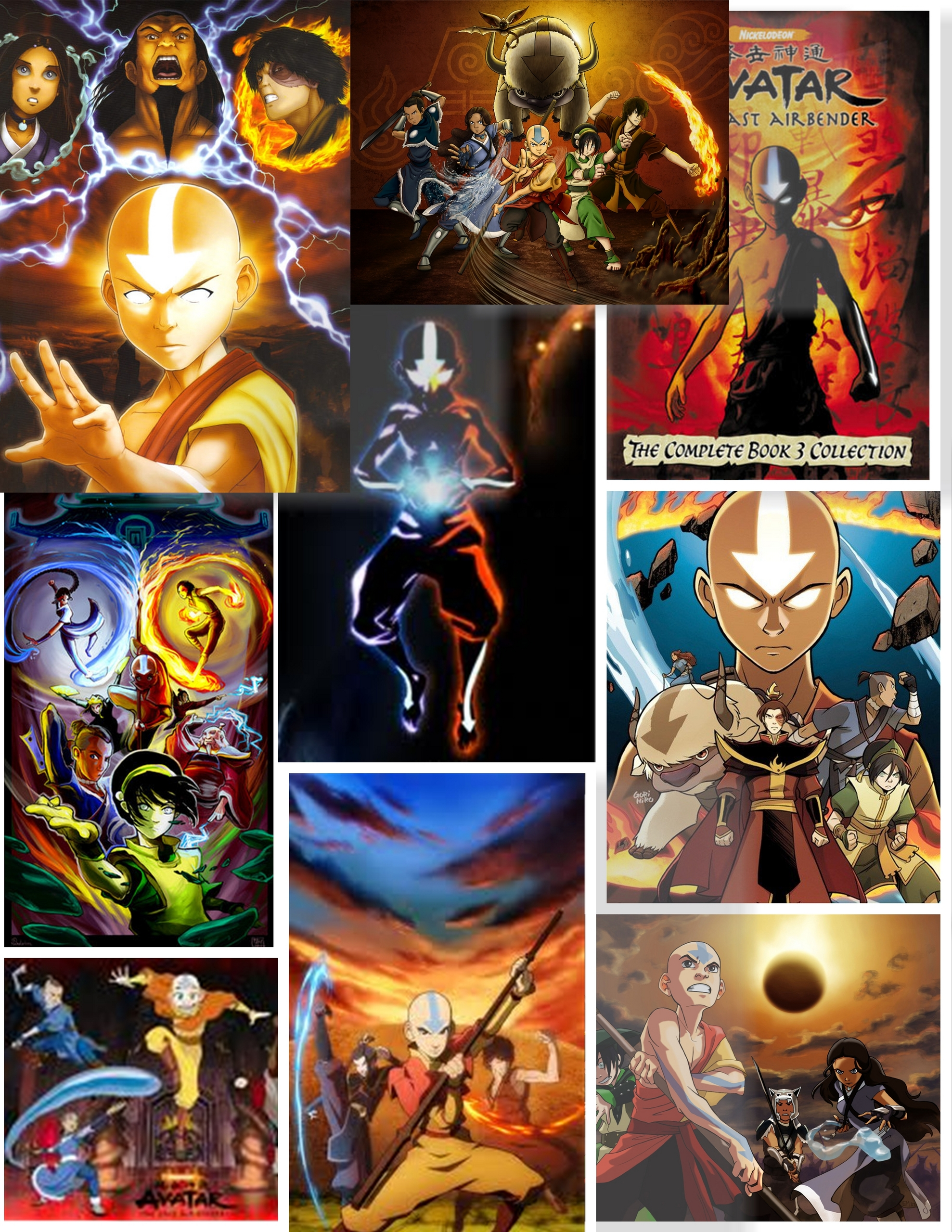 Created by quot lord1bobos quot avatar the last airbender photo 31186137