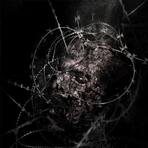 dark face...