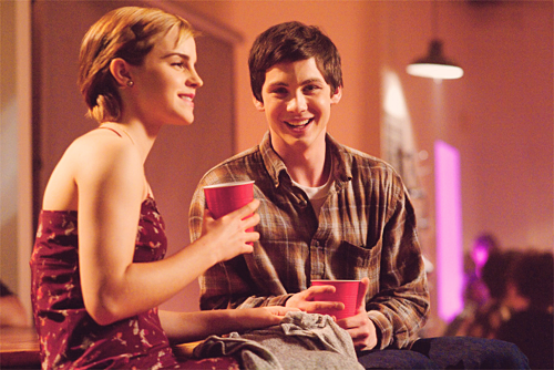 emma - perks of being a wallflower