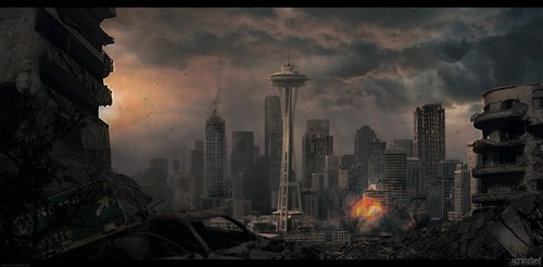 Doomsday destruction images end of the world hd wallpaper and doomsday destruction wallpaper containing a business district titled end of the world voltagebd Images