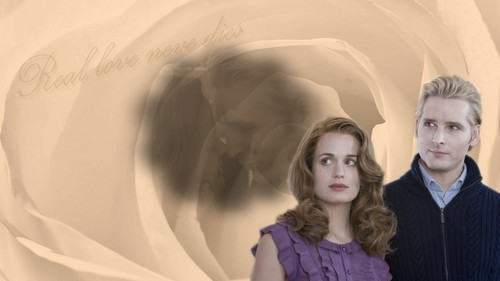 esme and carlisle &lt;3 - twilight-series Wallpaper
