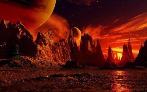 far away worlds