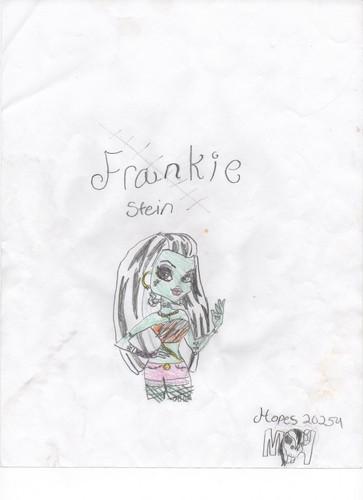frankie stein designer
