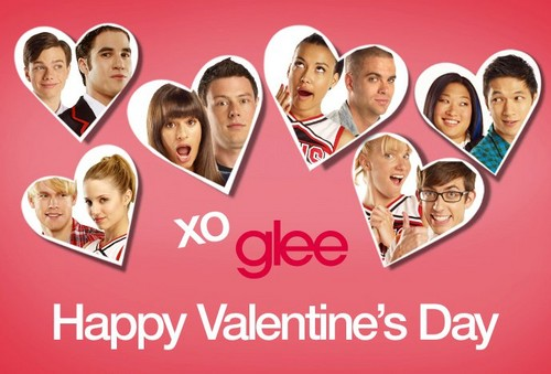 Glee Couples wallpaper entitled glee couples