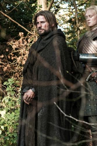 Brienne of Tarth & Jaime Lannister