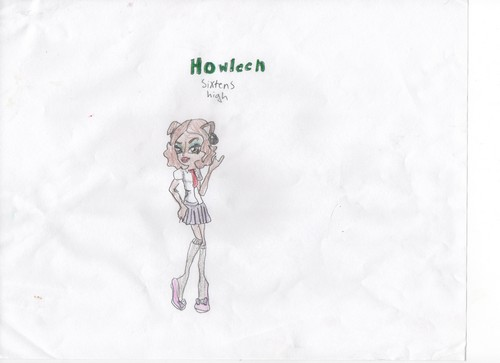 howleen sixtens high