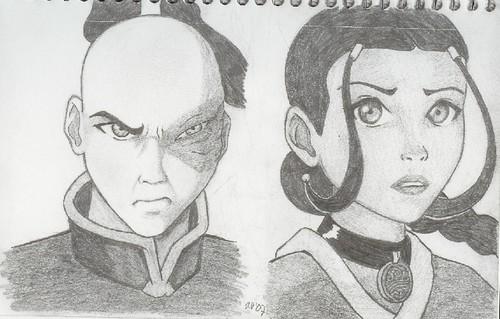 katara and zuzu