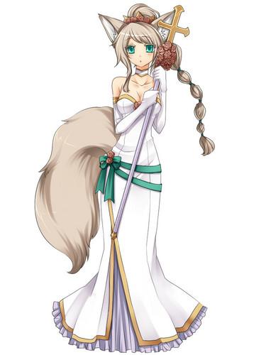 lady kitsune
