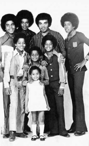 little Miss Janet & family