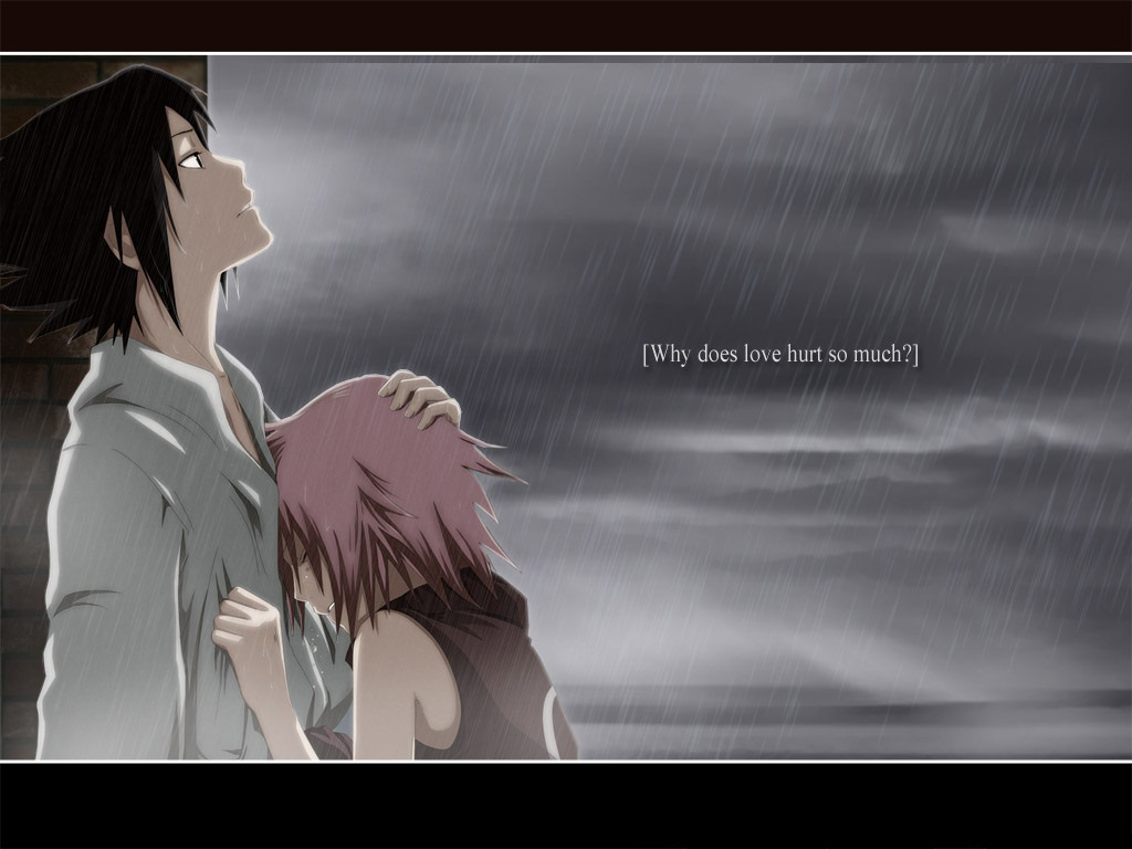 Pain Of Love Quotes Wallpaper : Naruto Shippuuden images love hurts HD wallpaper and background photos (31195674)