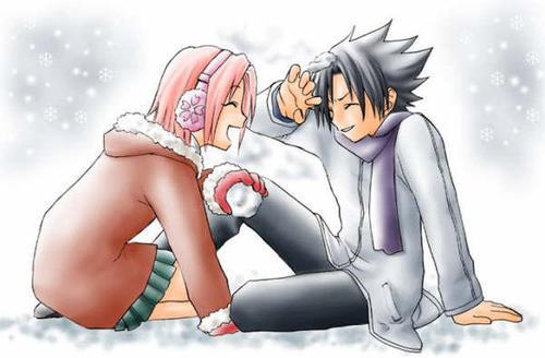 love sasusaku - sasusaku Photo