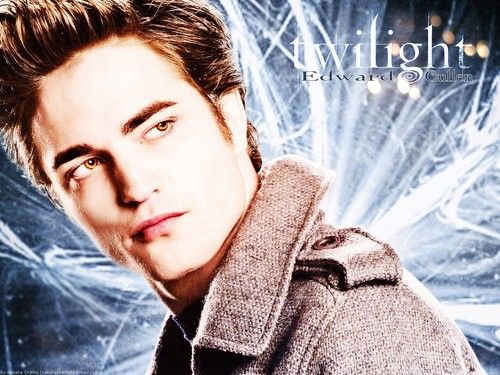 Twilight Series wallpaper possibly with a portrait entitled love them