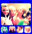 me and my besites alyssa, lexi, and grace