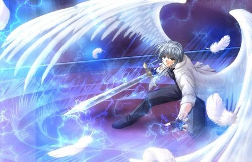 my fallen angel... <3