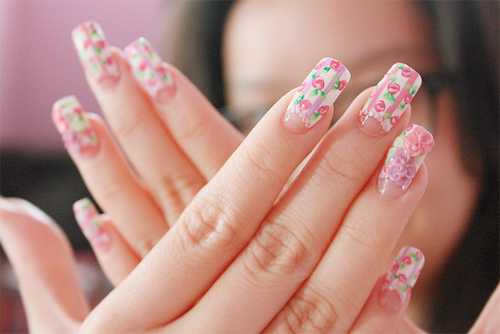 Nail Arts Images Nail Art Wallpaper And Background Photos 31168381