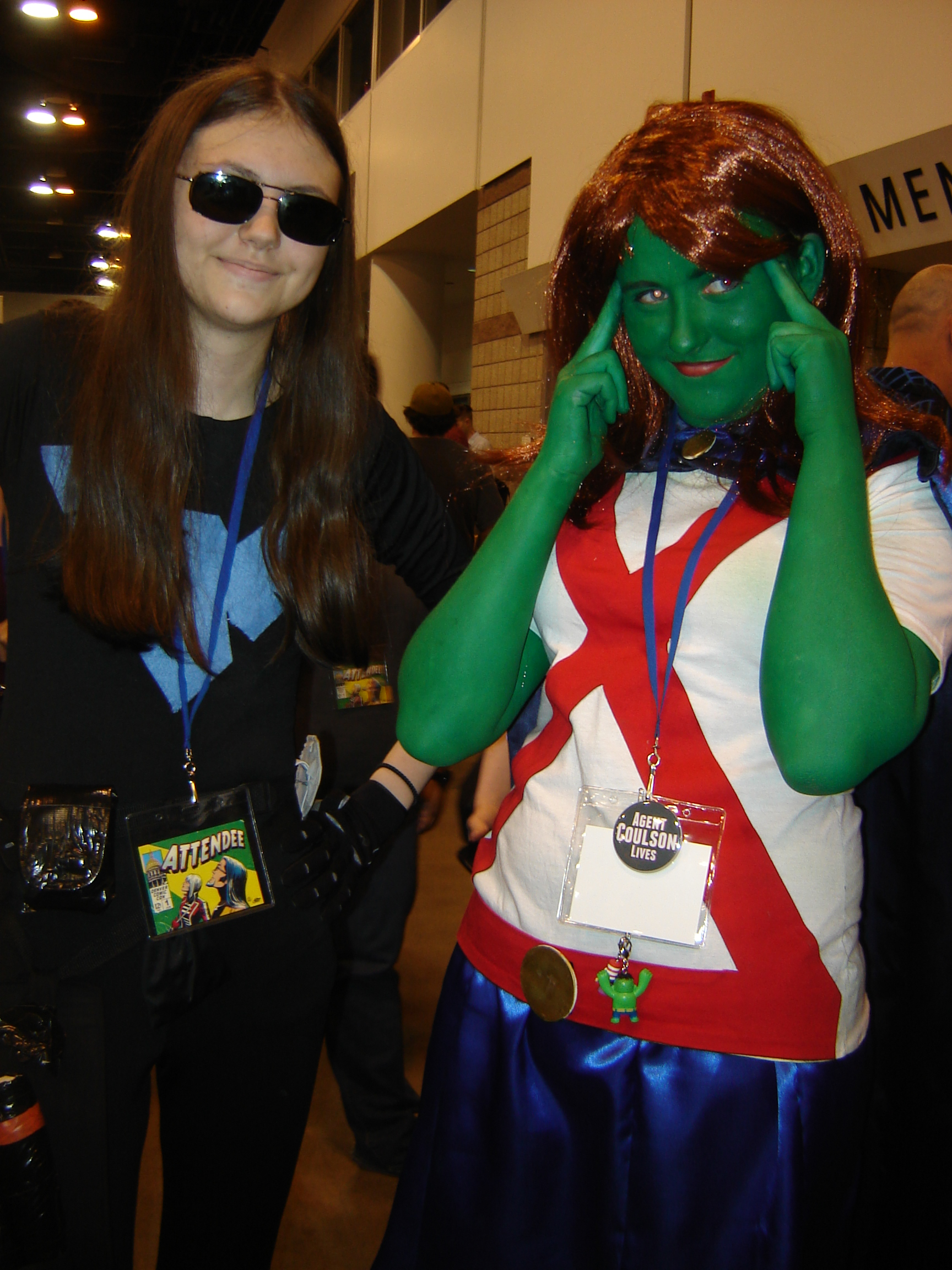 nightwing and miss.martian