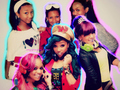 omg girls before and after - the-omg-girlz fan art