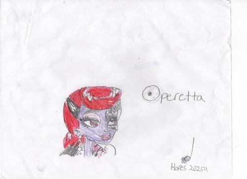 operetta spider