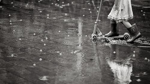 rainy hari